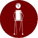pictogramme droit corporel